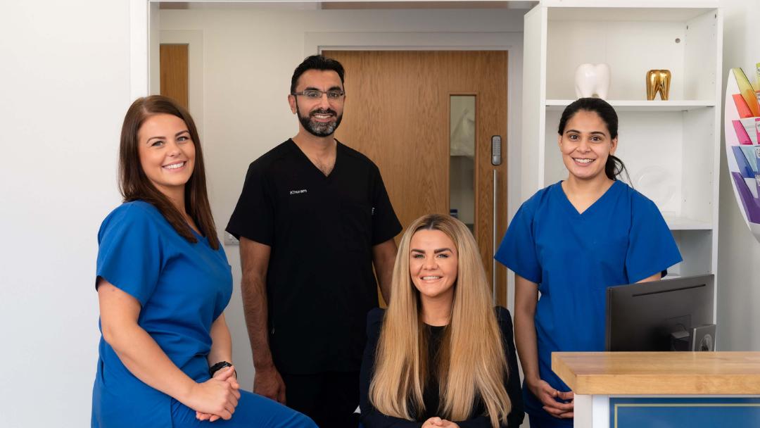 Glasgow Denture Centre Denture Team